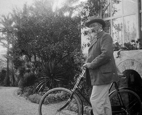 le Botaniste Clarence Bicknell